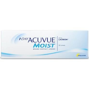 1-day Acuvue Moist (30) lentes de contacto de www.interlentes.pt