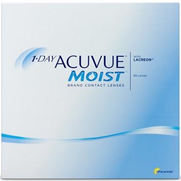 1-day Acuvue Moist (90) lentes de contacto de www.interlentes.pt