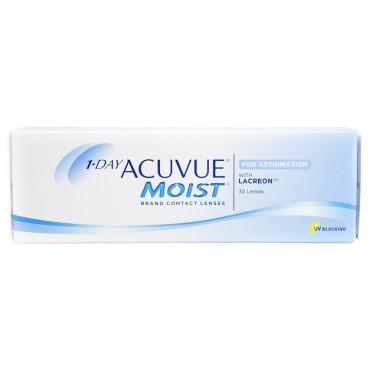 1-Day Acuvue Moist for Astigmatism (30) lentes de contacto de www.interlentes.pt