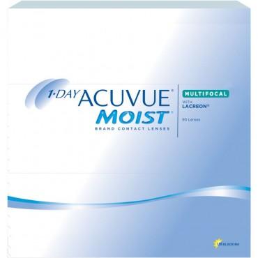 1-day Acuvue Moist Multifocal (90) lentes de contacto de www.interlentes.pt