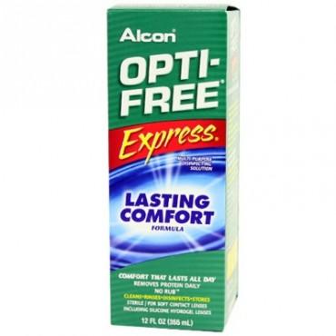 Optifree Express 1 x 355 ml. de www.interlentes.pt