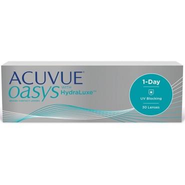 Acuvue Oasys 1-Day (30) lentes de contacto de www.interlentes.pt