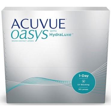 Acuvue Oasys 1-Day (90) lentes de contacto de www.interlentes.pt