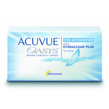 Acuvue Oasys for Astigmatism (12) lentes de contacto de www.interlentes.pt