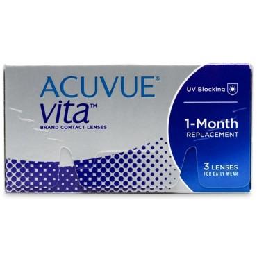 Acuvue Vita (3) lentes de contacto de www.interlentes.pt
