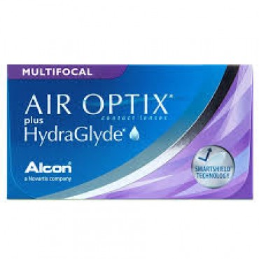 Air Optix Plus HydraGlyde Multifocal (6) lentes de contacto de www.interlentes.pt