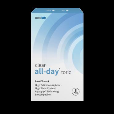 Clearall-dayT  lentes de contacto de www.interlentes.pt