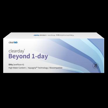 Clearday Beyond 1-Day (30) lentes de contacto de www.interlentes.pt