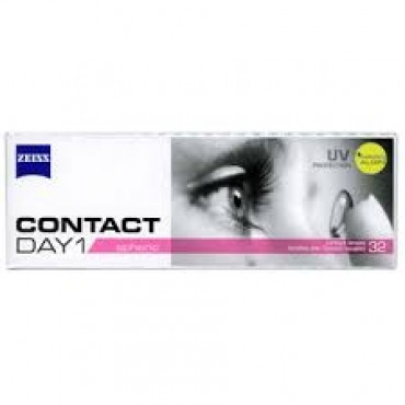 Contact Day 1 (32-pack) lentes de contacto de www.interlentes.pt