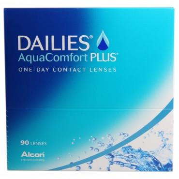 Dailies AquaComfort Plus (90) lentes de contacto de www.interlentes.pt