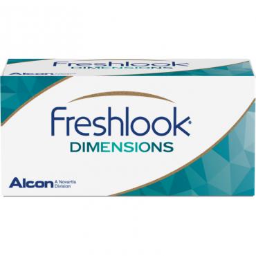Freshlook Dimensions  lentes de contacto de www.interlentes.pt