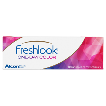 Freshlook 1-Day Colors (Plano) (10) lentes de contacto de www.interlentes.pt