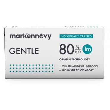 Gentle 80 Toric (3) lentes de contacto de www.interlentes.pt