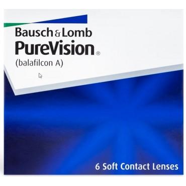 Purevision (6) lentes de contacto de www.interlentes.pt