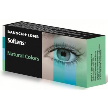 Soflens Natural Colors (Plano)  lentes de contacto de www.interlentes.pt