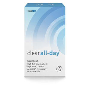 Clearall-day contact lenses (6-pack)