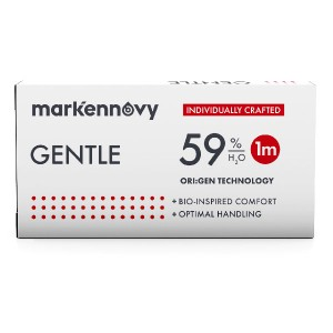 Gentle 59 Multifocal Toric contact lenses 3-pack